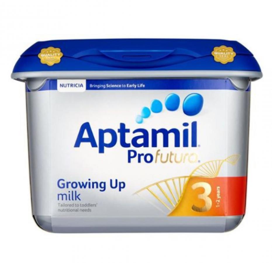 Sữa Aptamil Profutura Số 3 Nội Địa Anh Cho Trẻ Từ 1 - 2 Tuổi