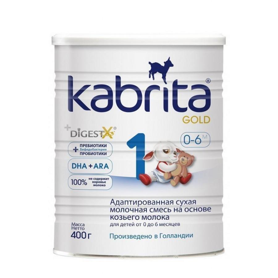 Sữa Dê Kabrita Số 1 Của Nga Cho Trẻ Sơ Sinh