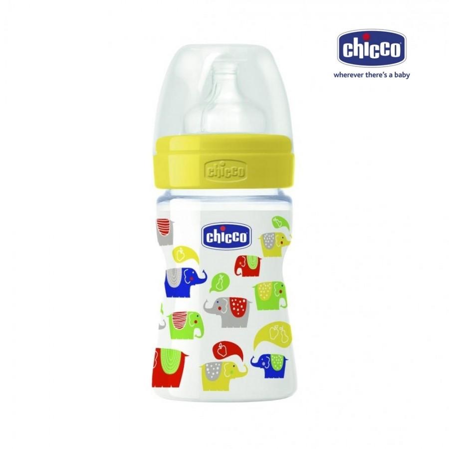 Bình Sữa Chicco Wellbeing 150ml