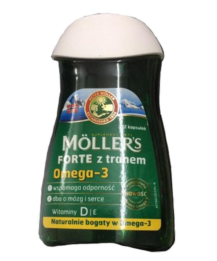 Dầu Cá Omega-3 Moller's Dobbel - Bổ Sung DHA Và EPA