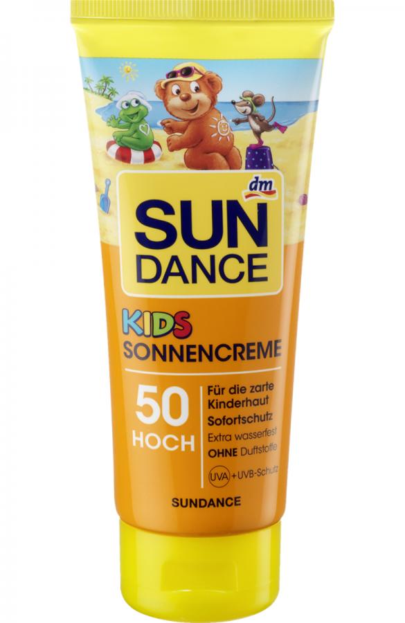 Kem Chống Nắng Sundance Kids SPF50 Cho Trẻ Em