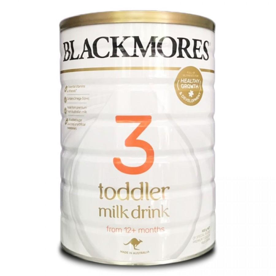Sữa Blackmores Toddler Milk Drink Số 3 Cho Trẻ Từ 1 Tuổi Trở Lên