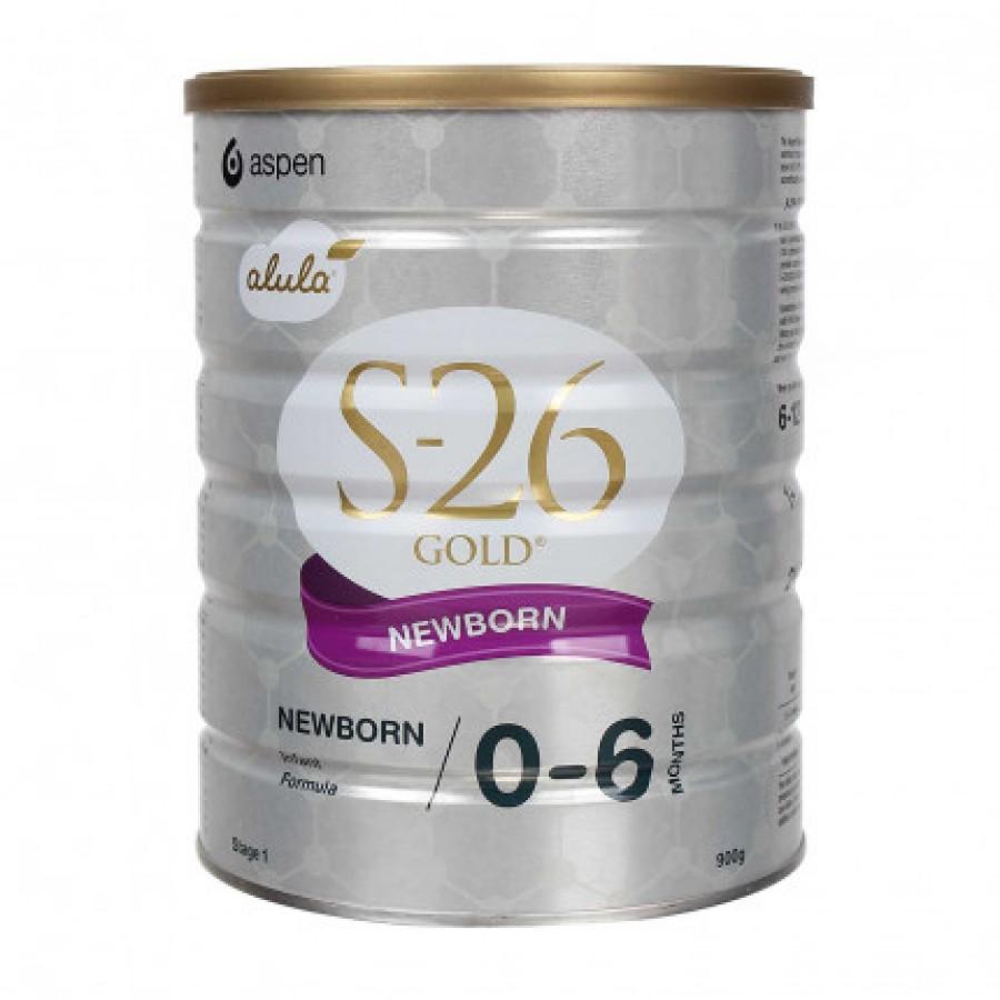 Sữa S26 Gold Số 1 Úc Cho Bé Từ 0 - 6 Tháng Tuổi