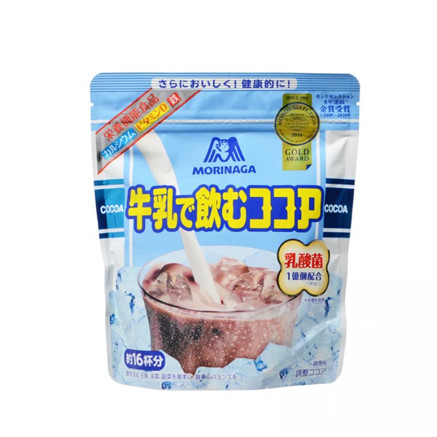 Bột Cacao Morinaga Nhật Bản Cho Bé Từ 2 Tuổi Trở Lên