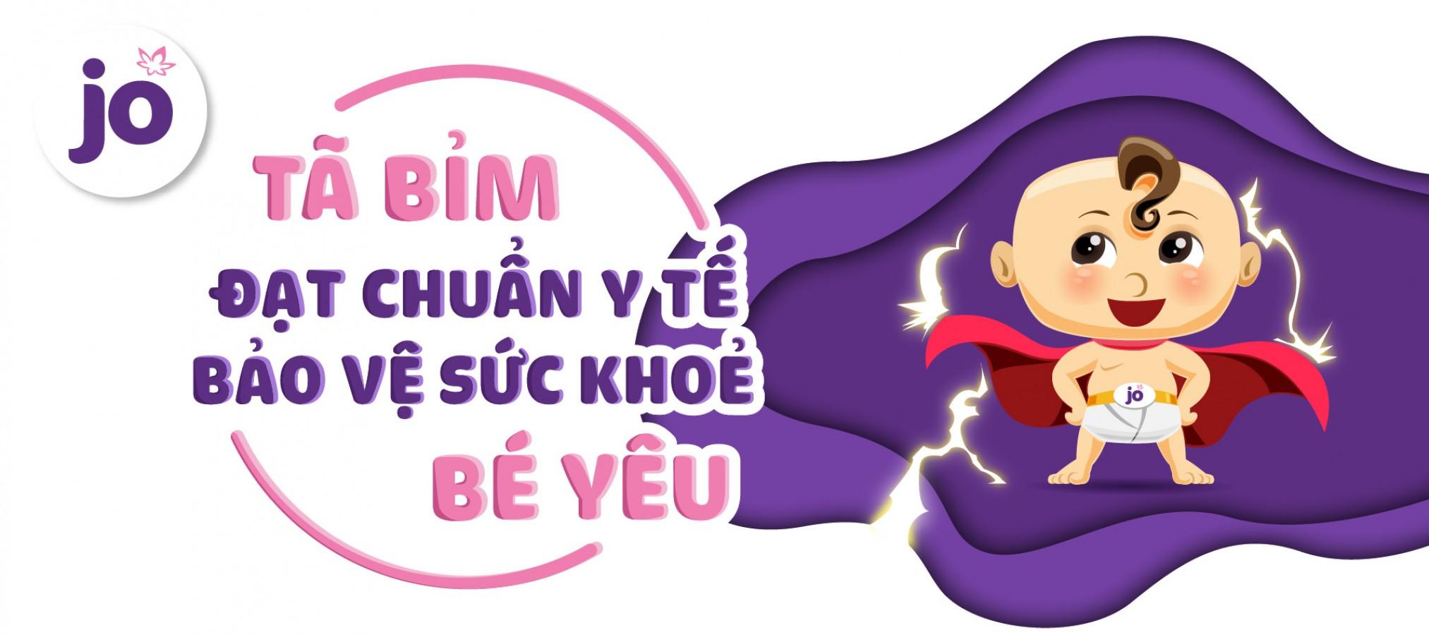 Miếng Lót Sơ Sinh Jo Newborn