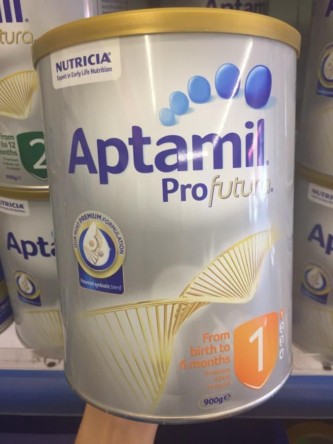 Sữa Aptamil Úc Profutura 1 900g Cho Bé