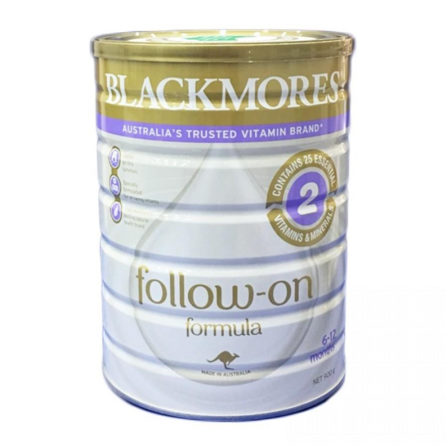 Sữa Blackmores Follow On Formula Số 2 Cho Trẻ Từ 6-12 Tháng