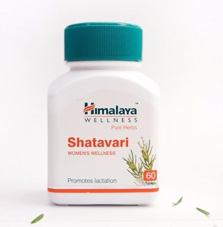 Thảo Dược Shatavari Himalaya Điều Hòa Nội Tiết Tố, Tăng Tiết Sữa