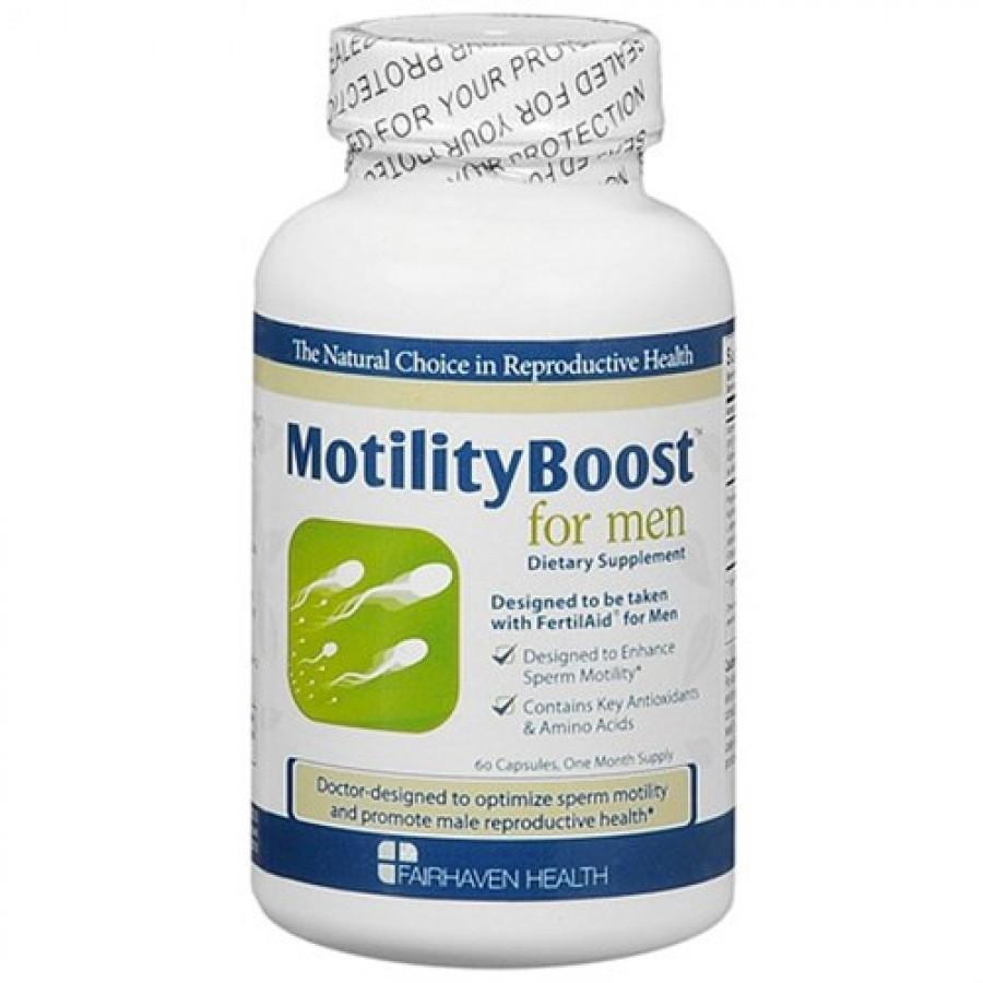 Viên Uống Tăng Cường Sinh Lý Nam Motilityboost For Men (Mỹ)
