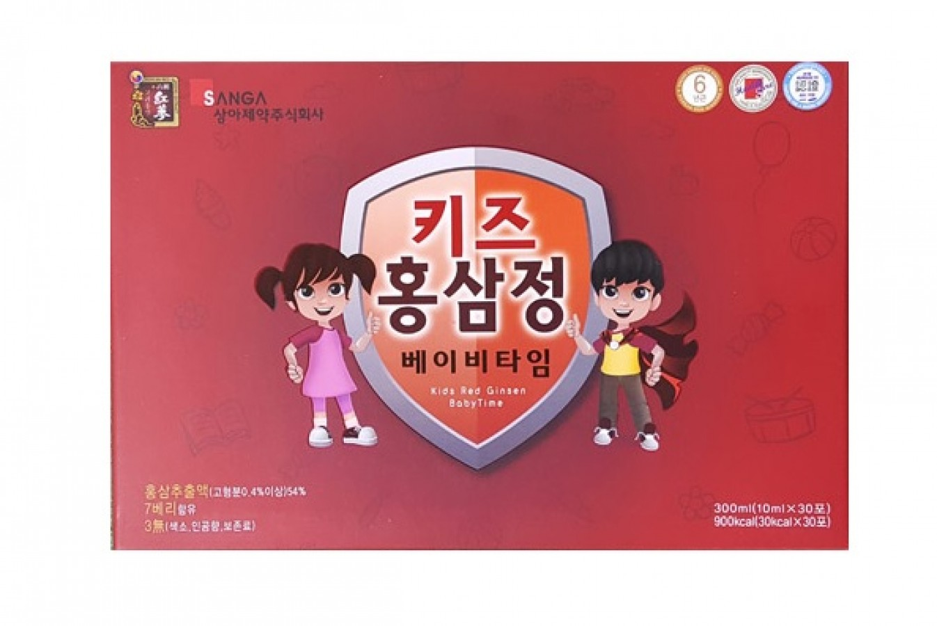 Hồng Sâm Baby Hàn Quốc - Tăng Cường Đề Kháng Cho Bé Yêu