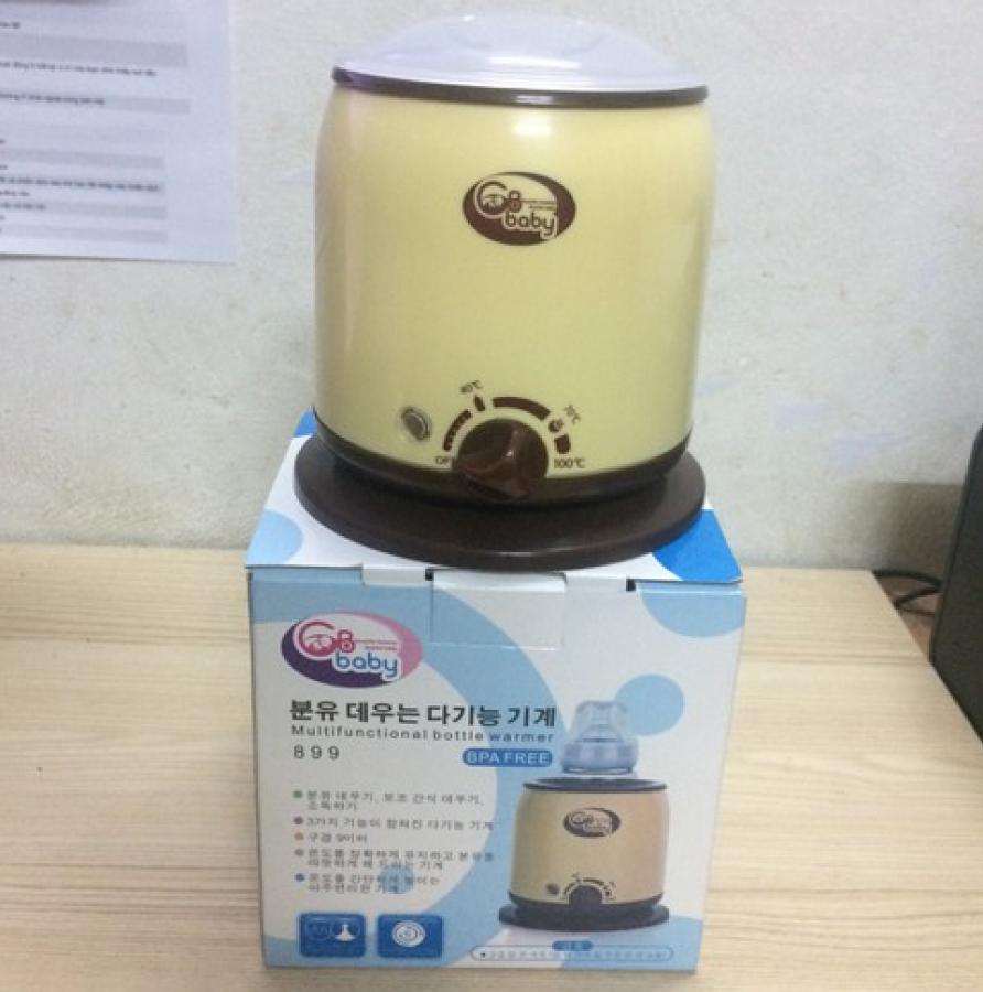 Máy Hâm Sữa 3 Chức Năng GB Baby Cho Bé