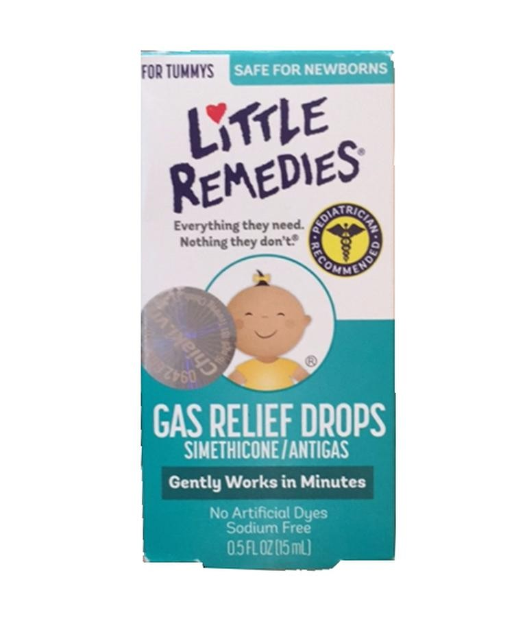 Dung Dịch Little Remedies Của Mỹ