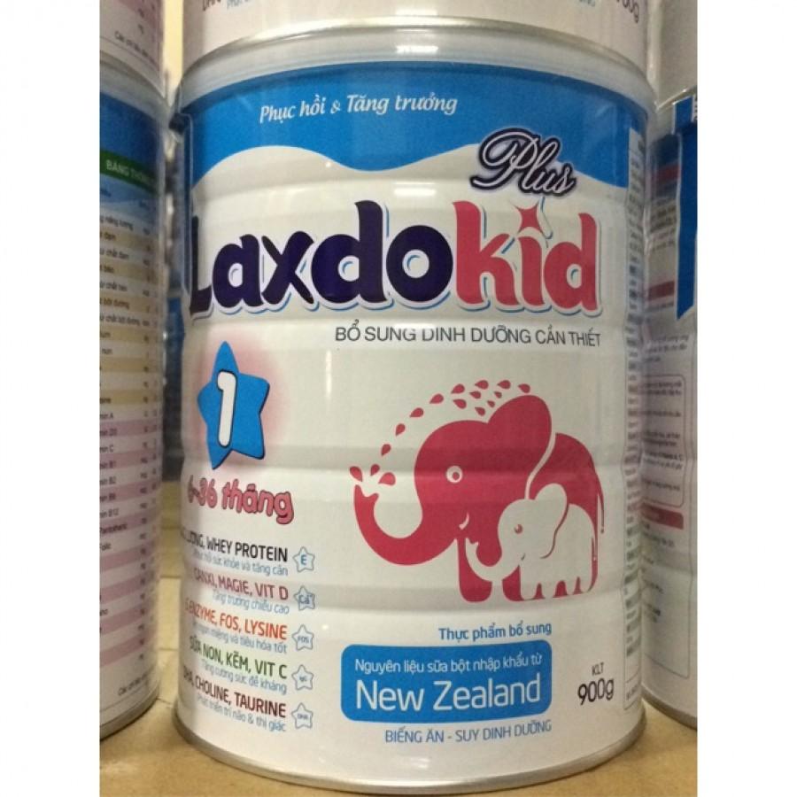 Sữa LaxdoKid Số 1 900g (Cho Bé 6-36 Tháng Tuổi)