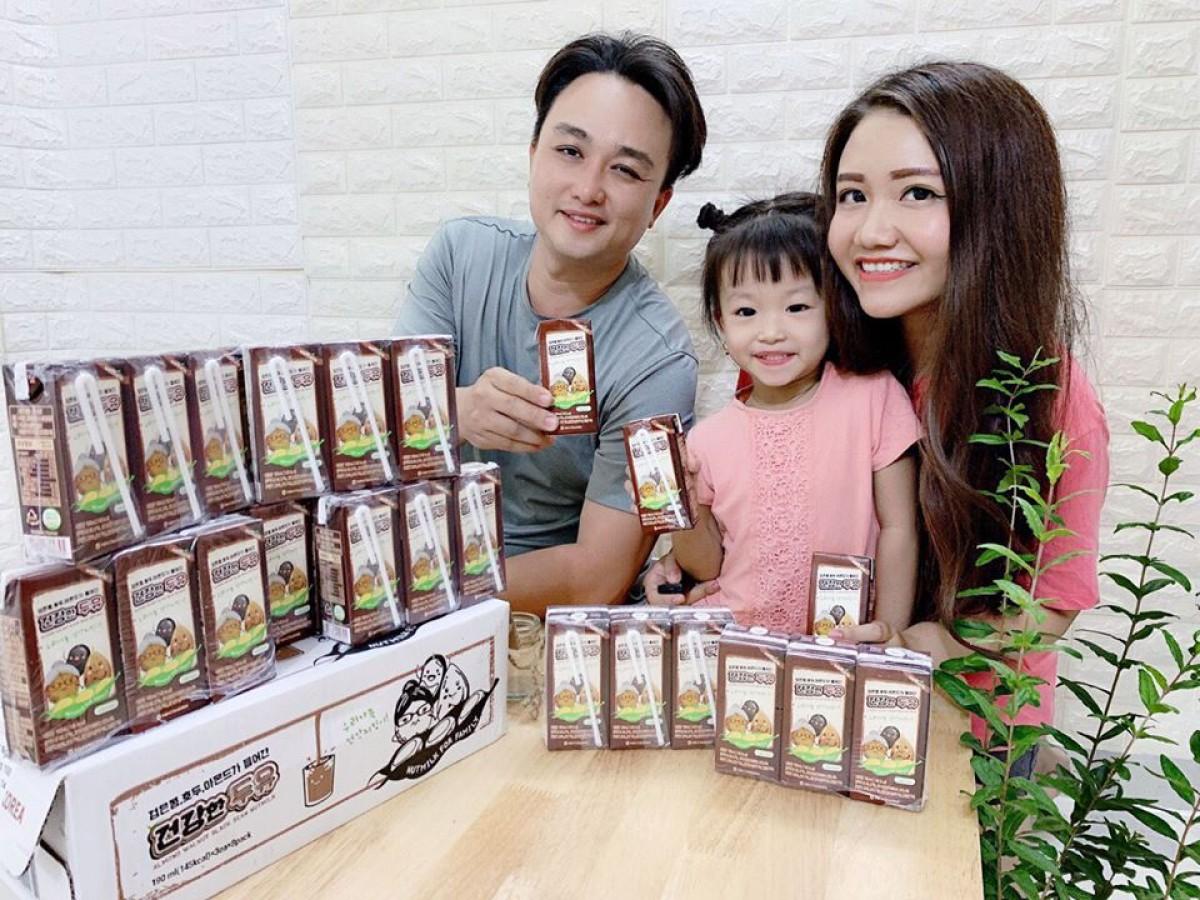 Sữa Óc Chó Hạnh Nhân Hàn Quốc (24 Hộp)