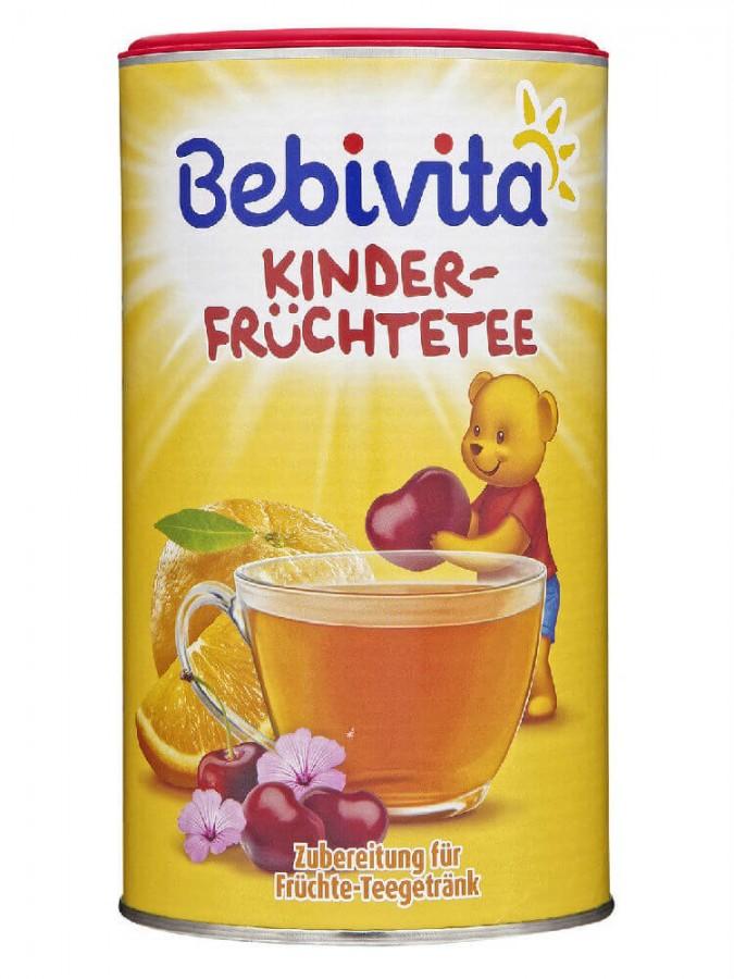 Trà Bebivita Vị Cam Cherry Cho Trẻ Từ 1 Tuổi (Đức)