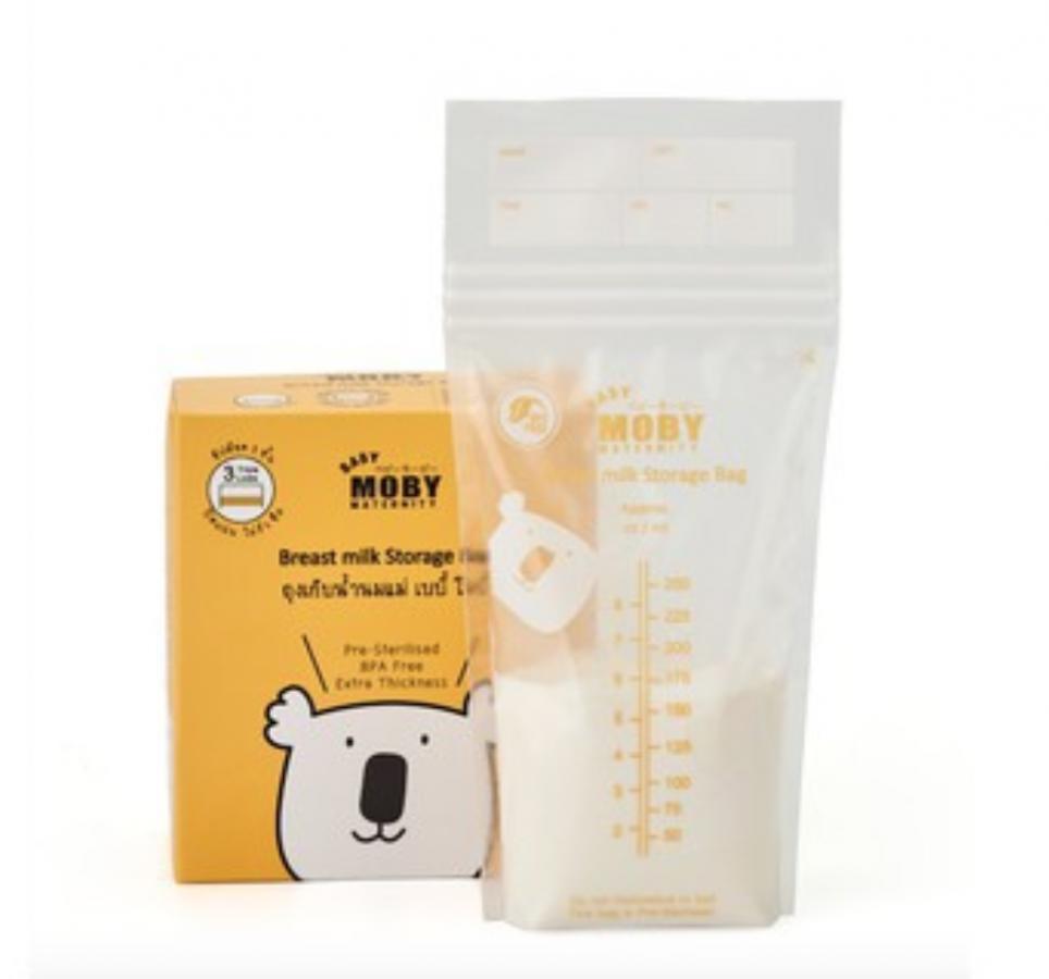 Túi Trữ Sữa Moby Baby Cho Mẹ