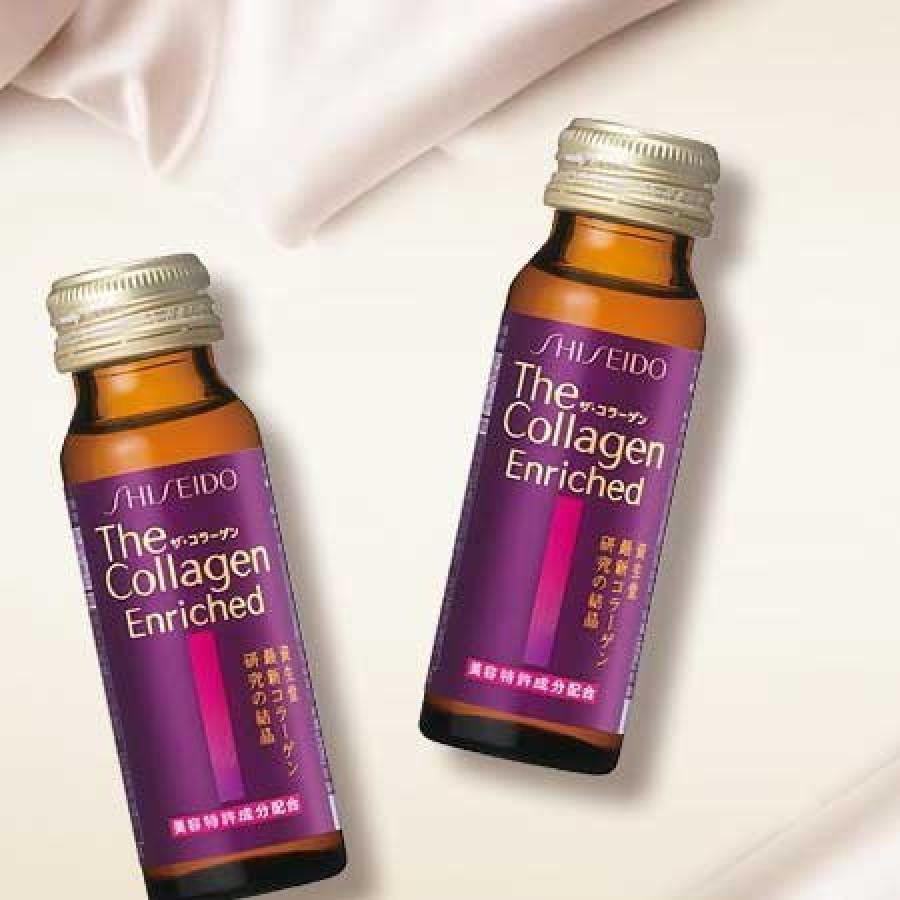 Collagen Shiseido Enriched Dạng Nước Uống Của Nhật