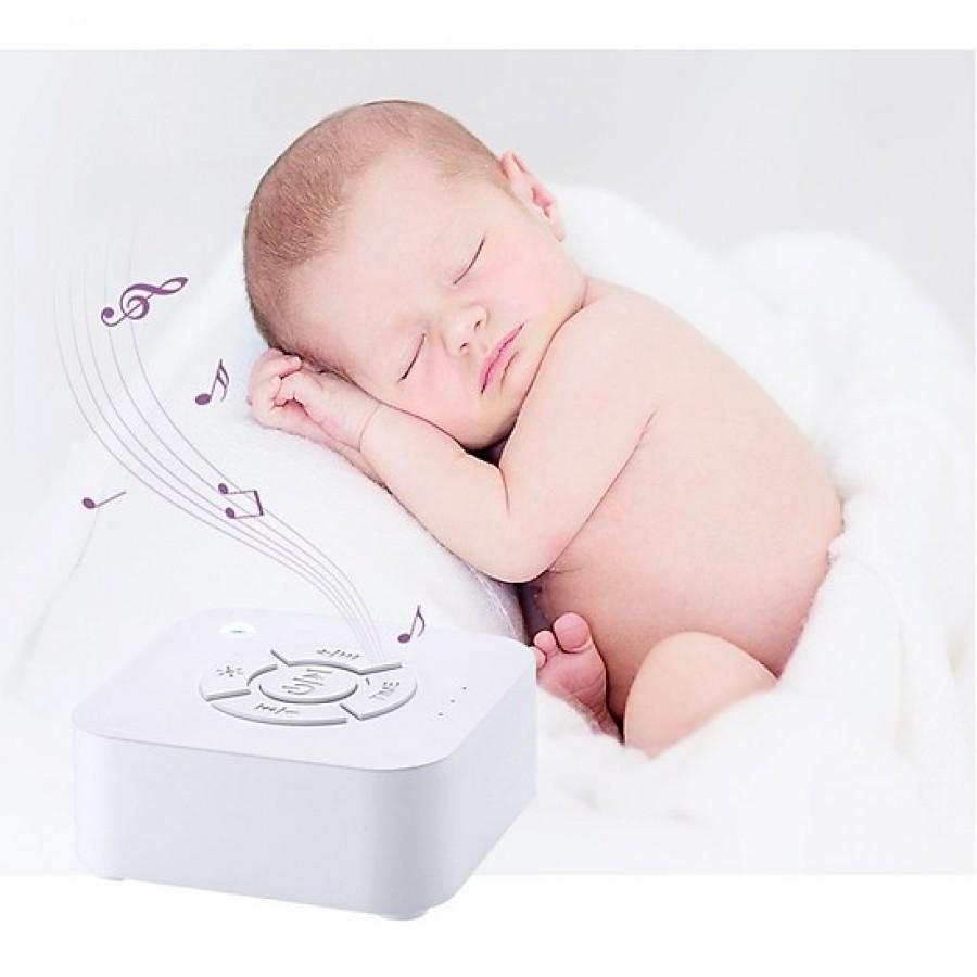 [Bảo Hành 1 Tháng] Máy Nghe Tiếng Ồn Trắng Cho Bé Ngủ Ngon Và Sâu Giấc Hơn