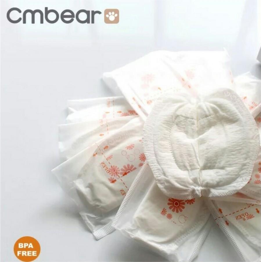 Miếng Lót Thấm Sữa CMBear Gói 108 Miếng