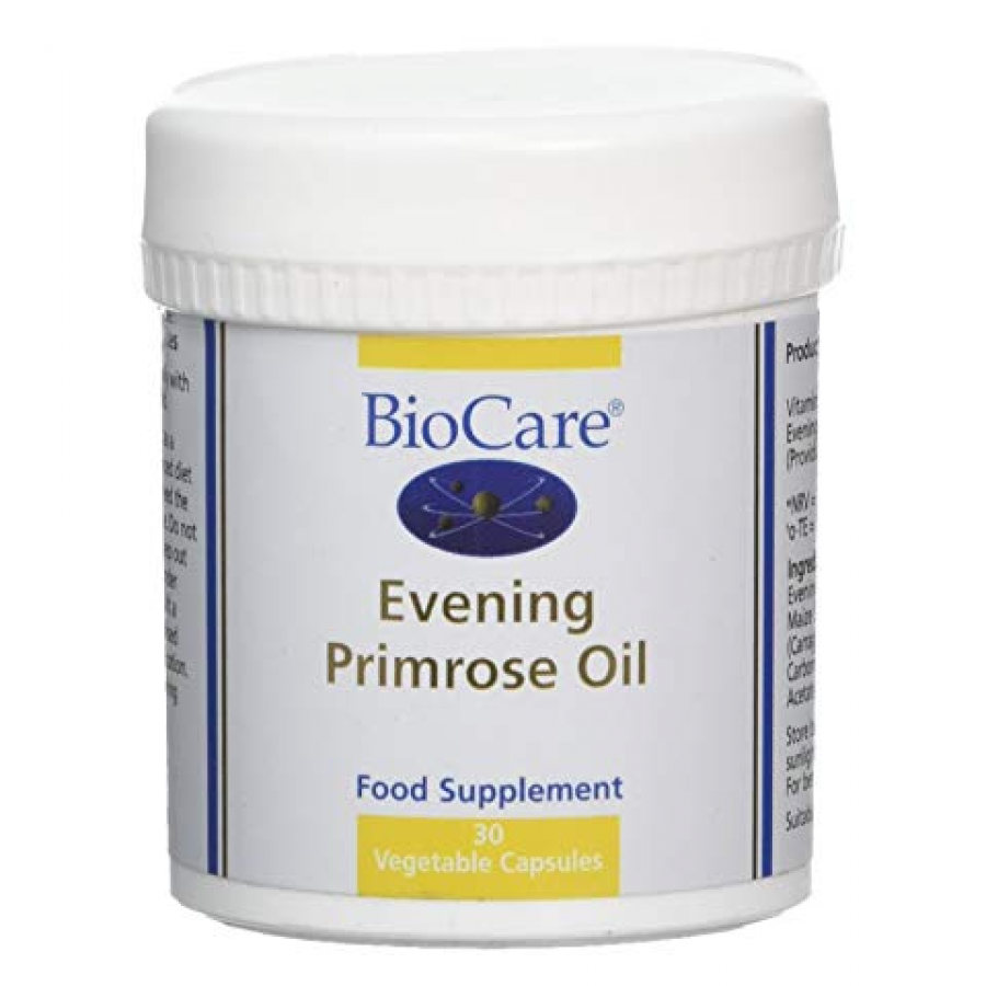 Tinh Dầu Hoa Anh Thảo Biocare Evening Primrose Oil Cho Phụ Nữ