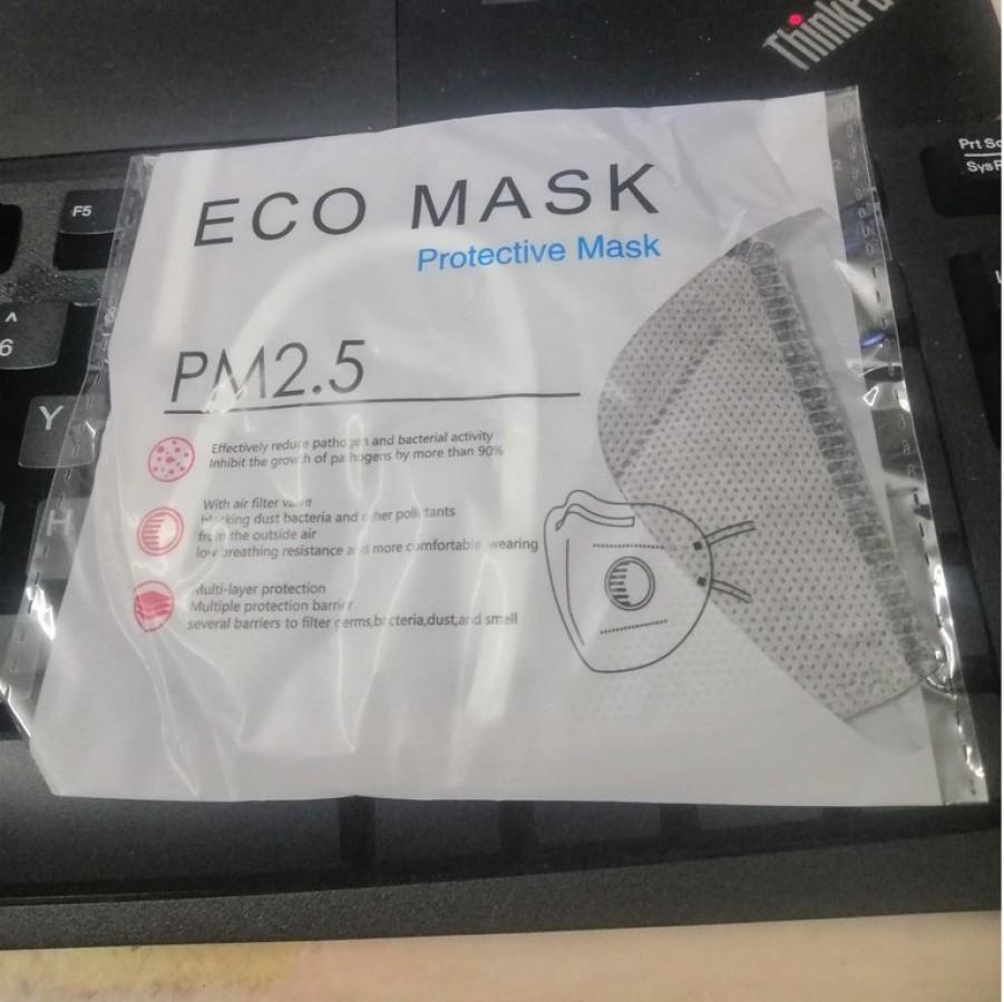 Khẩu Trang PM2.5 KN95 Kháng Khuẩn, Ngừa Bụi Siêu Mịn
