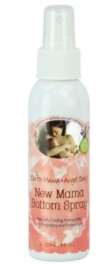 Xịt Giảm Đau Tầng Sinh Môn Sau Sinh New Mama Bottom Spray 120ml