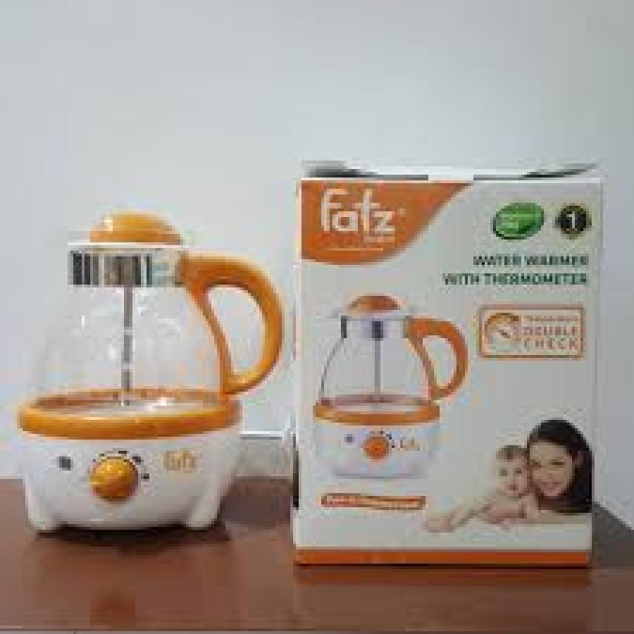 Máy Hâm Nước Pha Sữa Fatzbaby FB3009SL Có Nhiệt Kế