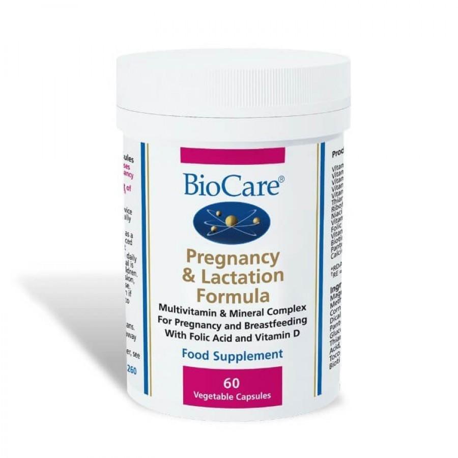 Vitamin Tổng Hợp Biocare Pregnancy Cho Phụ Nữ