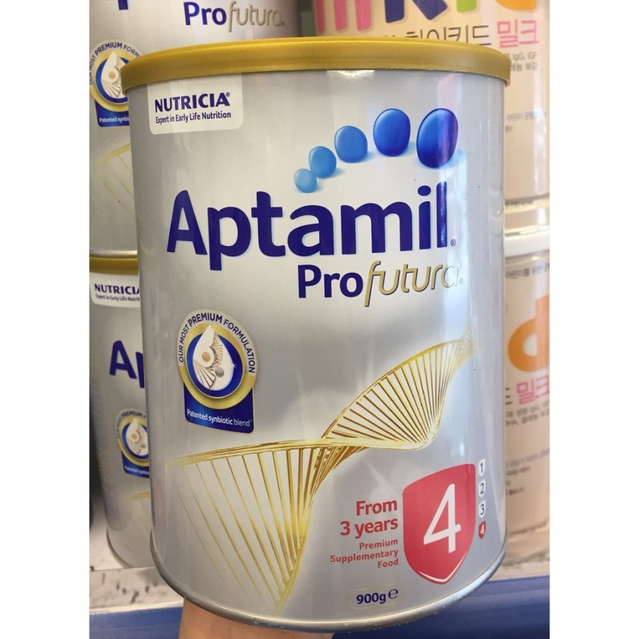 [900g ] Sữa Aptamil Úc Số 4 Dành Cho Trẻ Từ 3 Tuổi Trở Lên