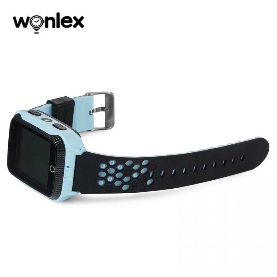 Đồng Hồ Định Vị Thông Minh Wonlex GW500S