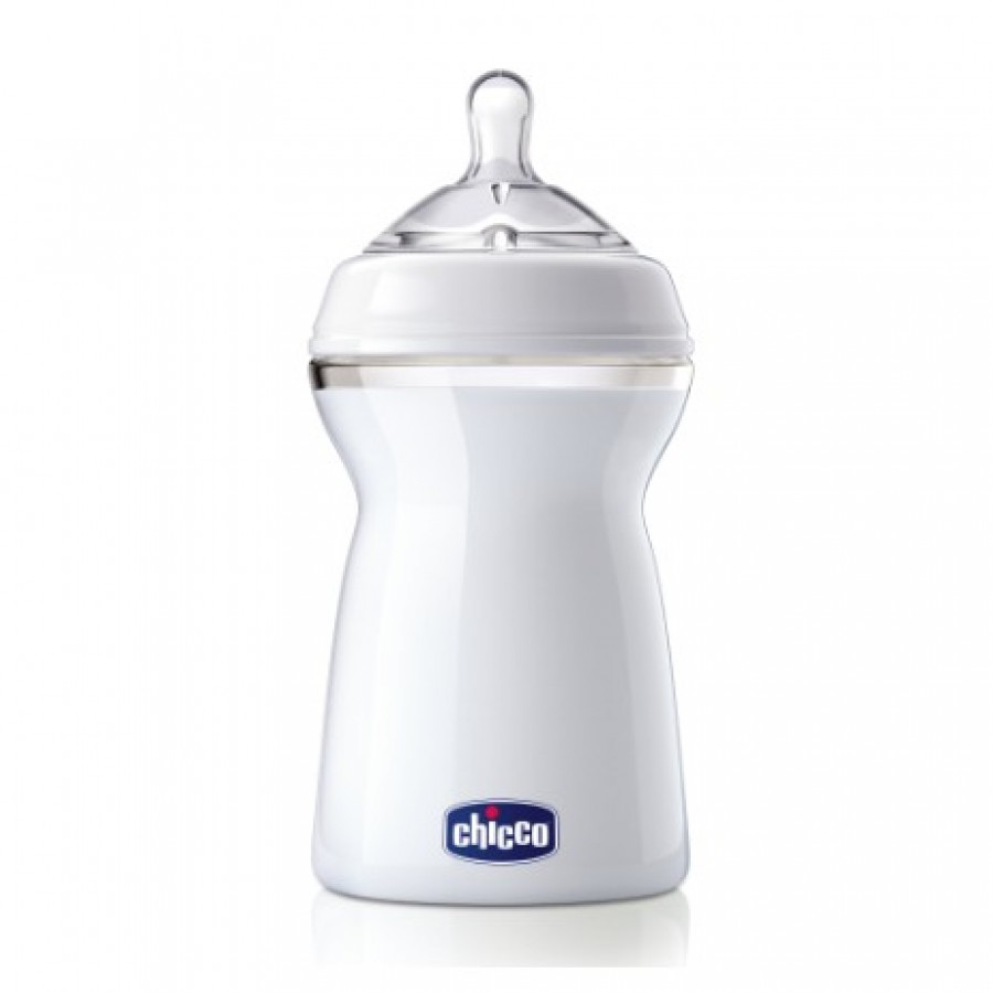 Bình Sữa Chicco Natural Feeling 6M+ 330ml