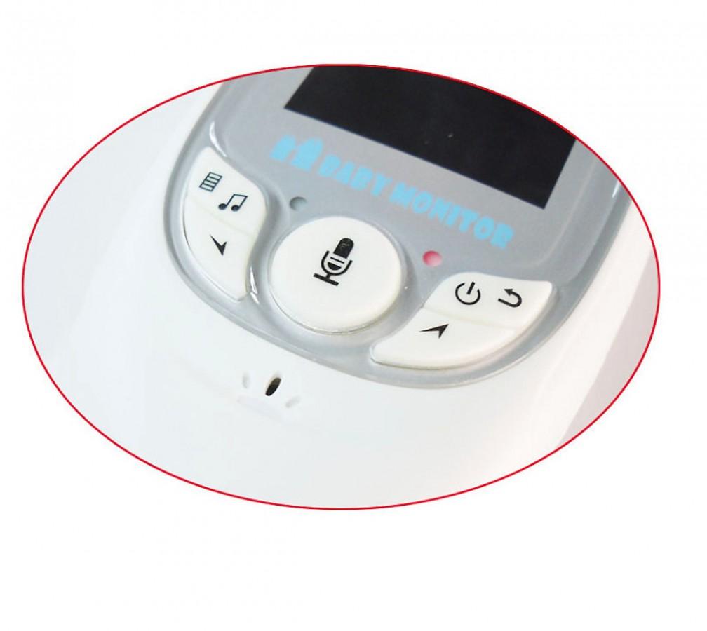 Máy Báo Khóc Baby Monitor VB 601 Màn Hình LCD
