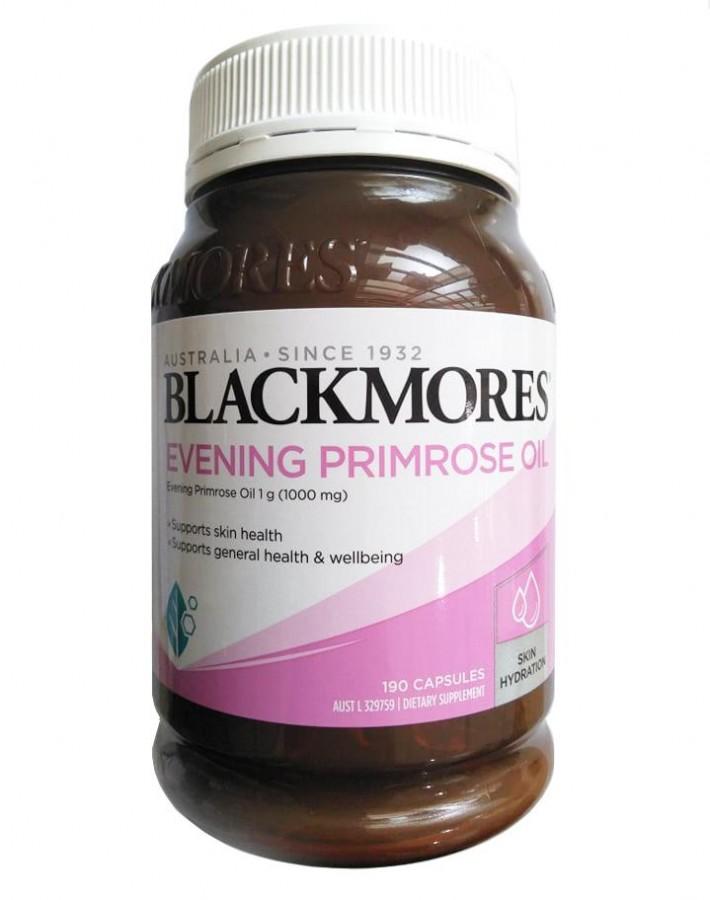 Tinh Dầu Hoa Anh Thảo Blackmores Evening Primrose Oil Của Úc
