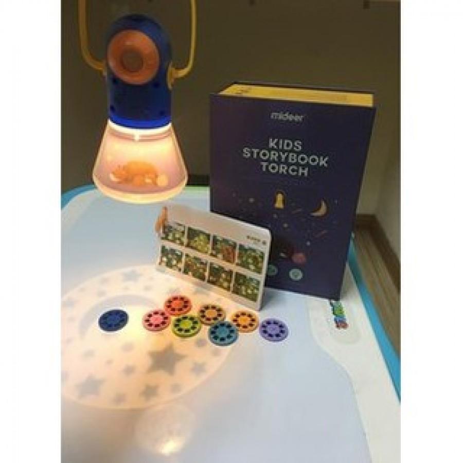 Đèn Pin Kể Truyện Cho Bé Kids Storybook Torch