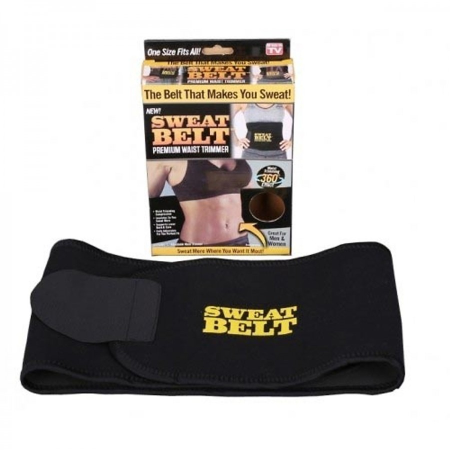Đai Quấn Nóng Cao Cấp Sweat Belt