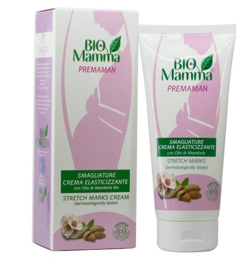 Kem Ngăn Ngừa Rạn Da Organic Bio Mamma
