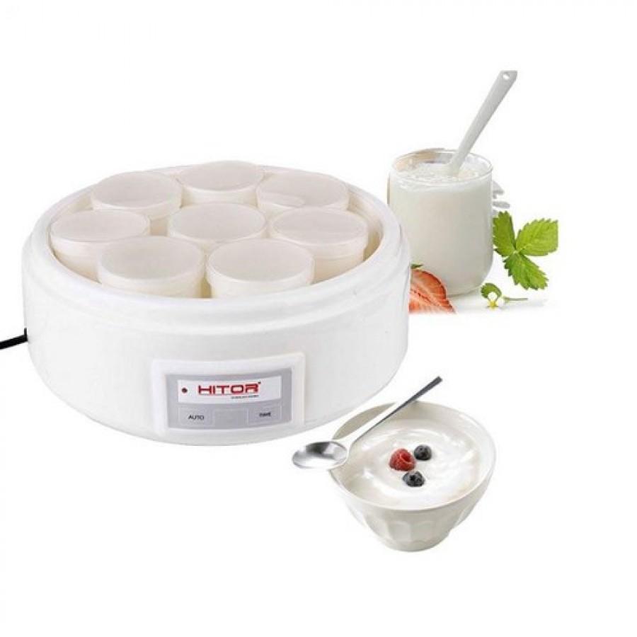 Máy Làm Sữa Chua Hitops Đa Năng Tặng Kèm 8 Cốc Đựng