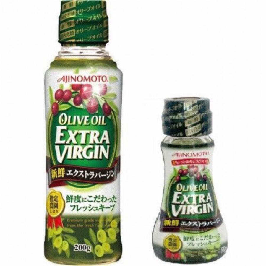 Dầu Olive Ajinomoto Extra Virgin Nhật Bản