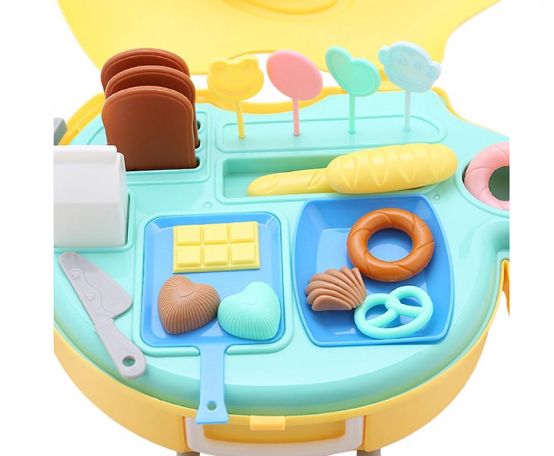 Bộ Đồ Chơi Vali Bánh Kẹo Bowa Hình Con Voi