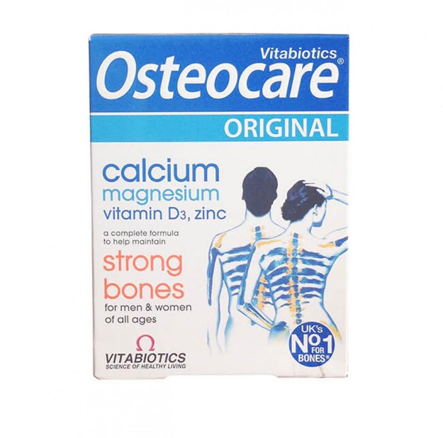 Canxi Osteocare Original Dạng Viên Hỗ Trợ Cải Thiện Chiều Cao