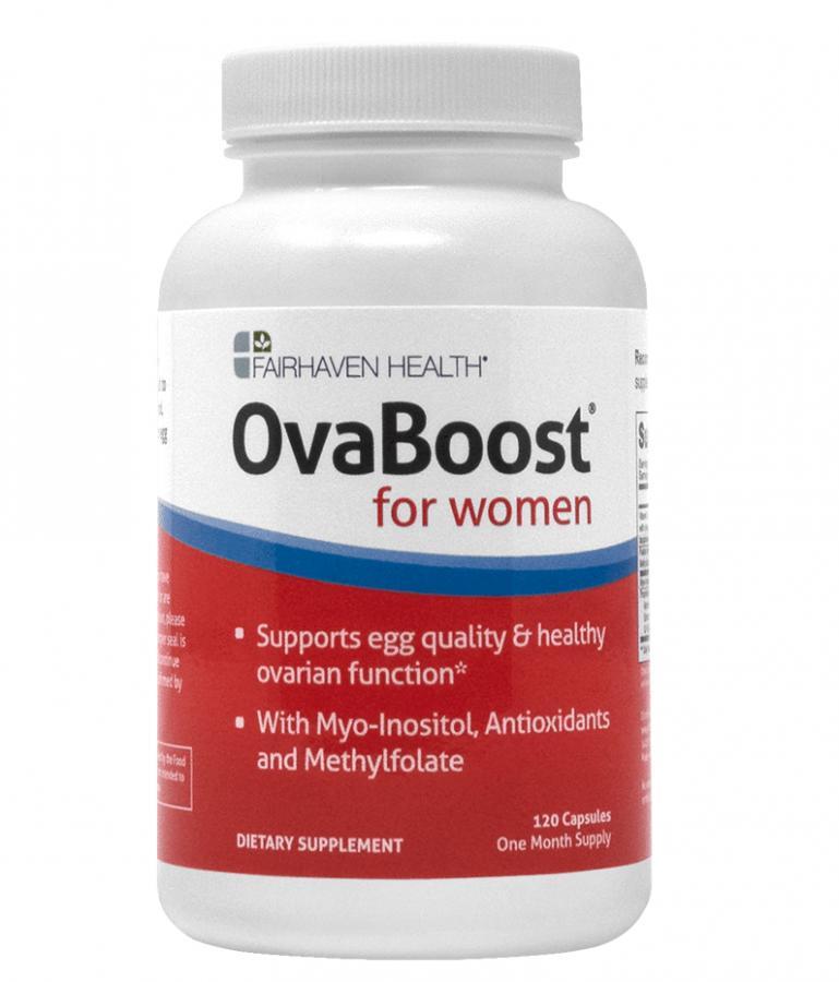 Viên Uống OvaBoost For Women Cho Nữ Giới