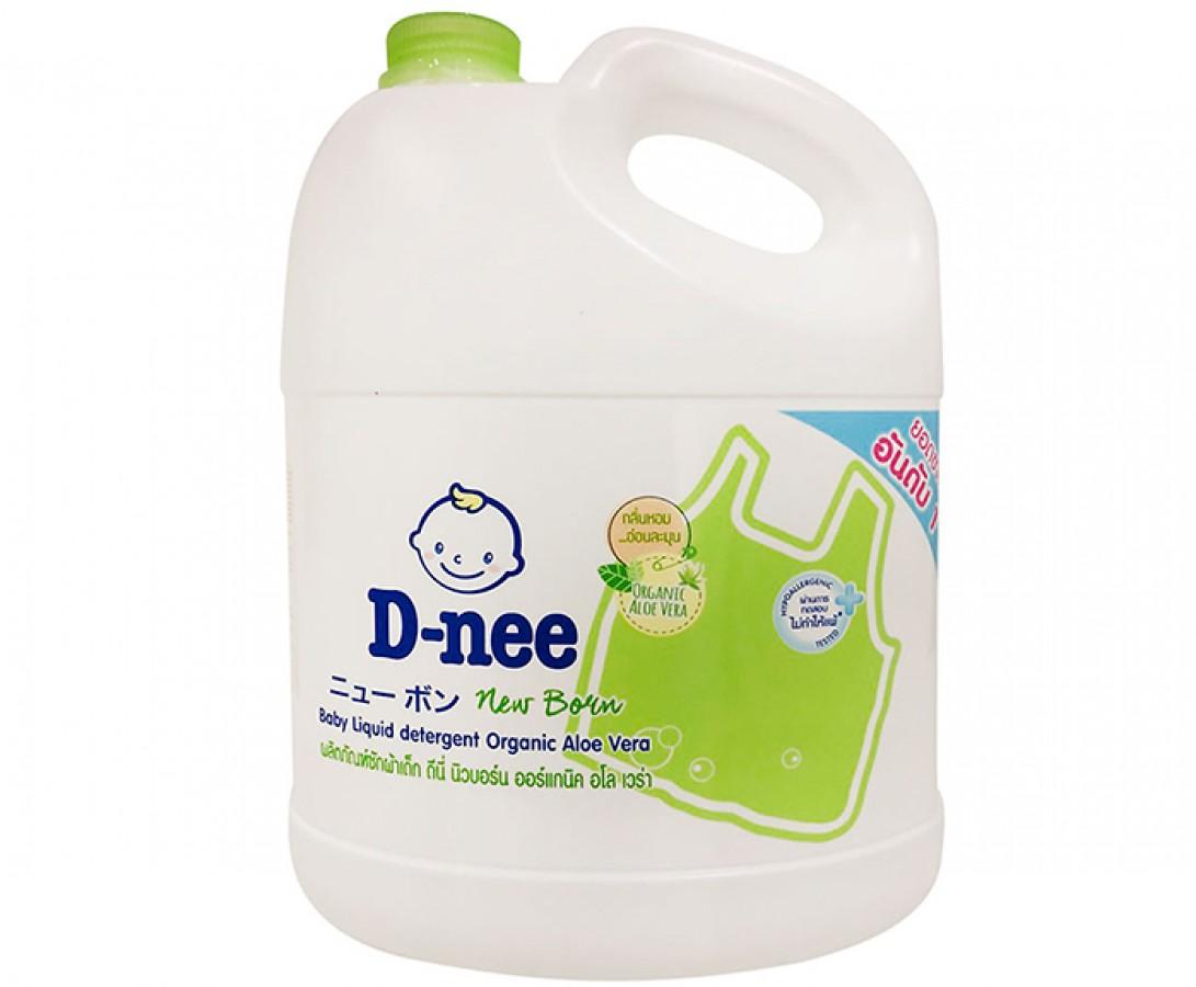 Nước Giặt Xả Dnee 3L