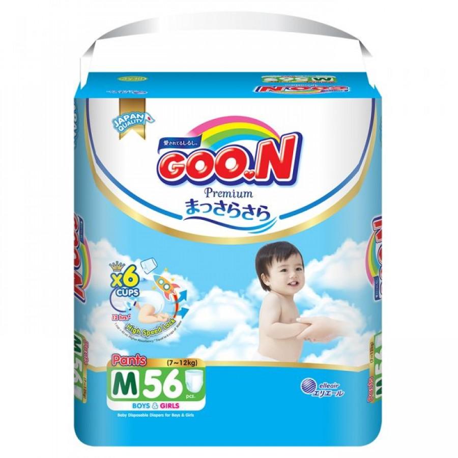 Tã Quần Goon Premium Nhiều Size