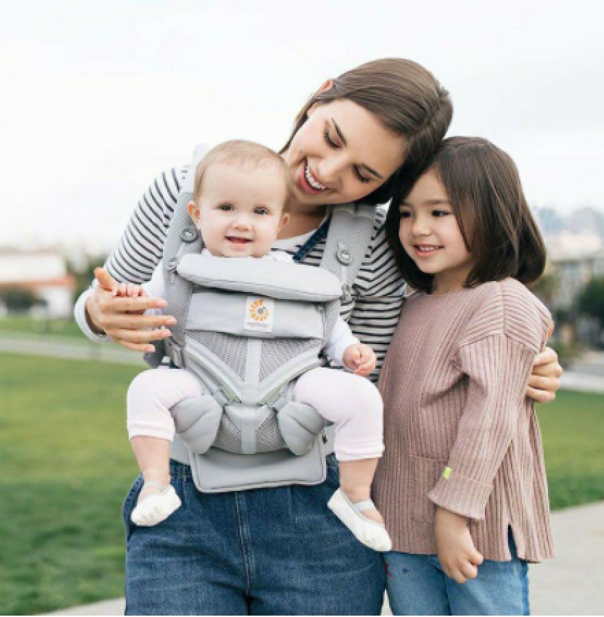 Địu Em Bé 4 Tư Thế Trợ Lực Ergo Baby 360