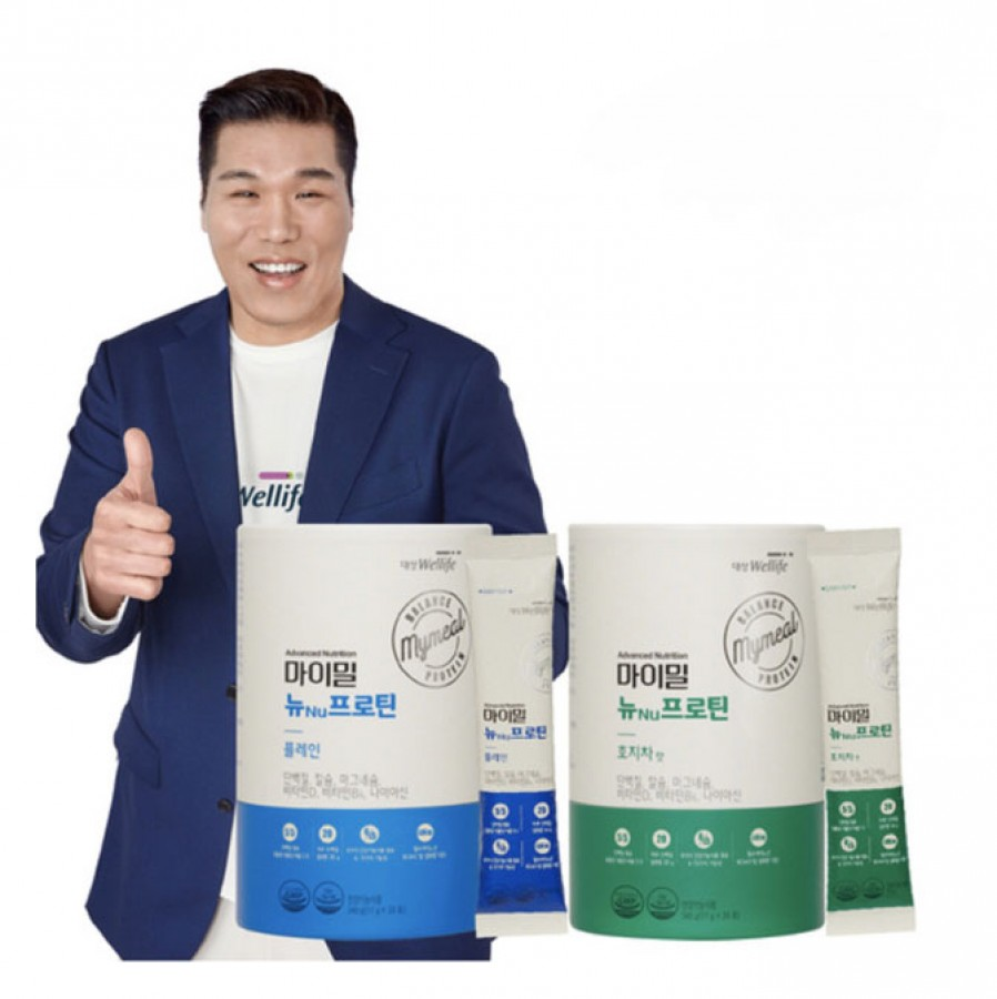 Thực Phẩm Hỗ Trợ Bổ Sung Protein Daesang Wellife My Meal