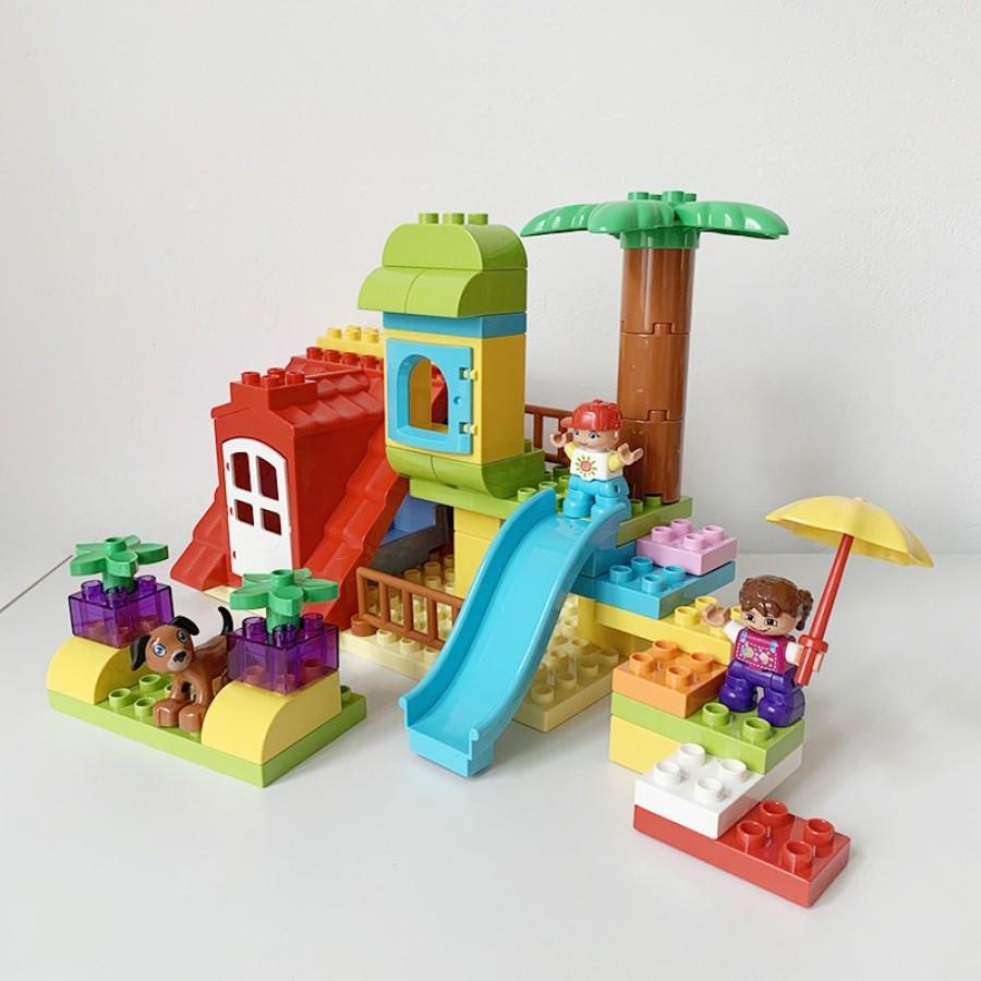 Bộ Đồ Chơi Lắp Ráp Xứ Sở Thần Tiên Toyshouse