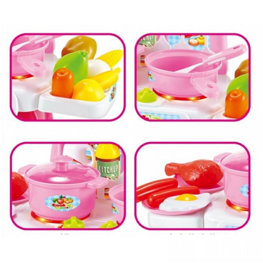 Đồ Chơi Nhà Bếp Cho Bé Có Nhạc Toys House