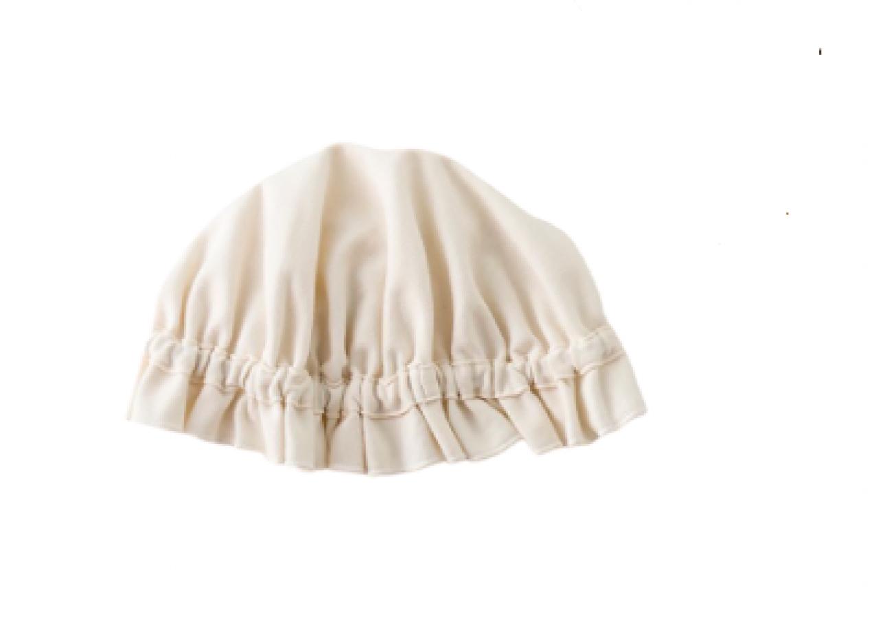 Mũ Beani Trùm Đầu Sợi Cotton Organic