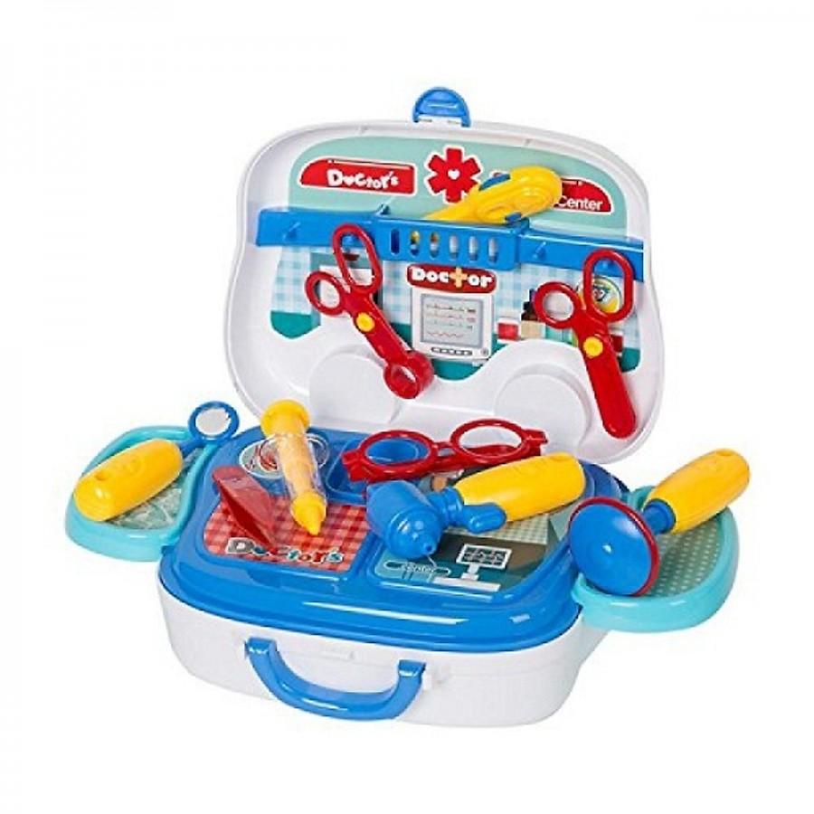 Vali Đồ Chơi Bác Sĩ Hình Ô Tô Toys House