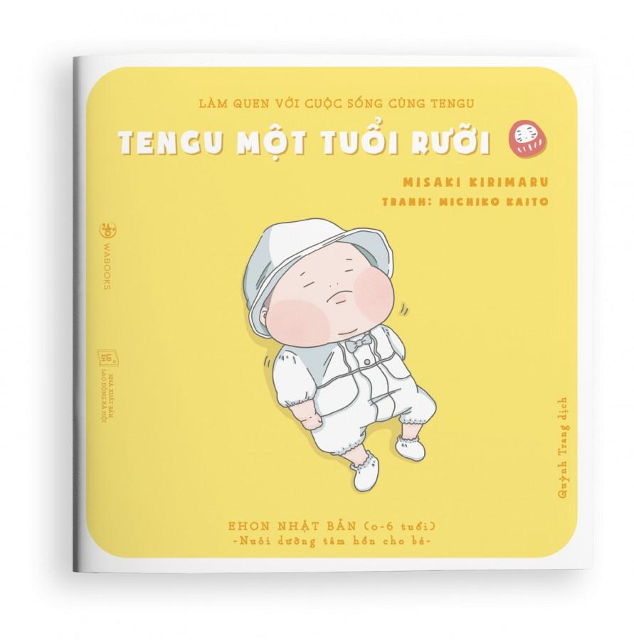Bộ 4 Cuốn Làm Quen Với Cuộc Sống Cùng Tengu